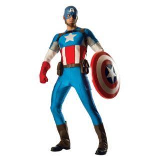 Adult Marvel Captain America Grand Heritage Costume