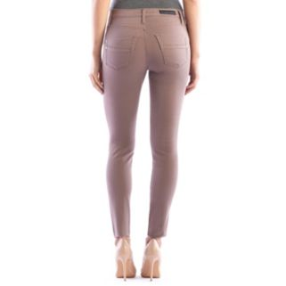 Women's Rock & Republic® Kashmiere Ripped Khaki Leggings