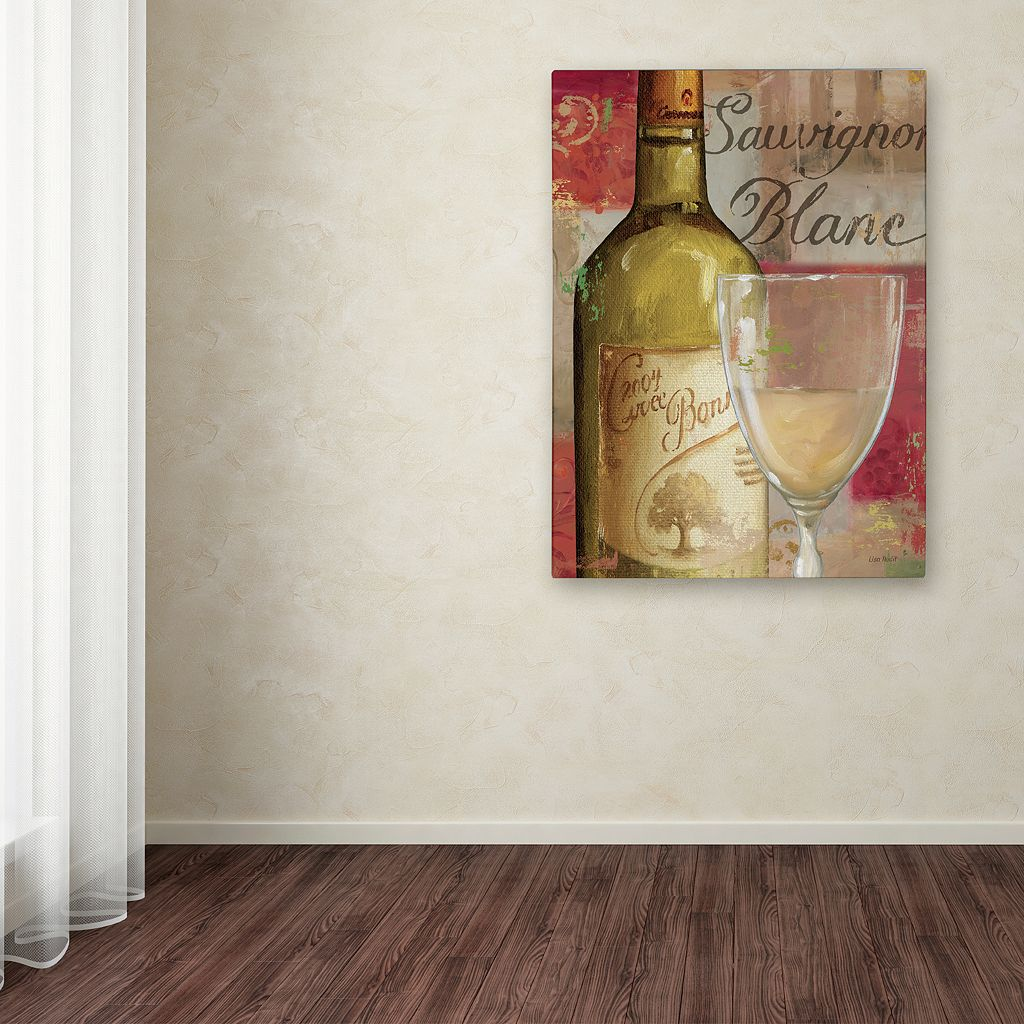 Trademark Fine Art Vin Abstract II Canvas Wall Art