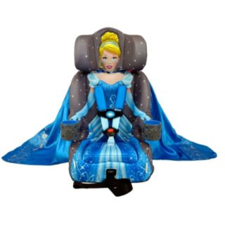 Disney Princess Booster Car Seat by KidsEmbrace