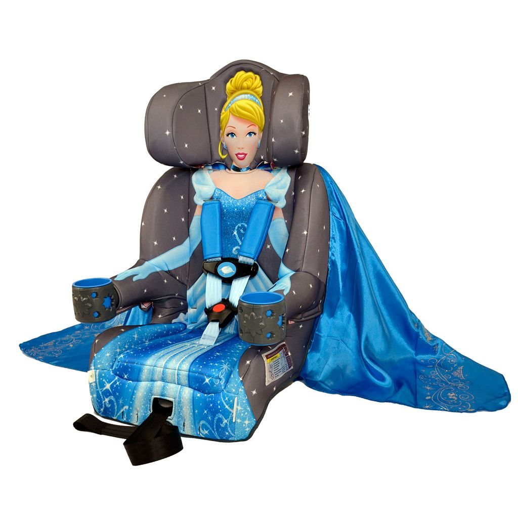 Disney's Cinderella Booster Car Seat by KidsEmbrace