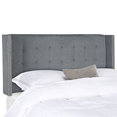 Safavieh Keegan Winged Tufted Headboard