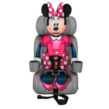 Disney's Minnie Mouse Booster Car Seat by KidsEmbrace