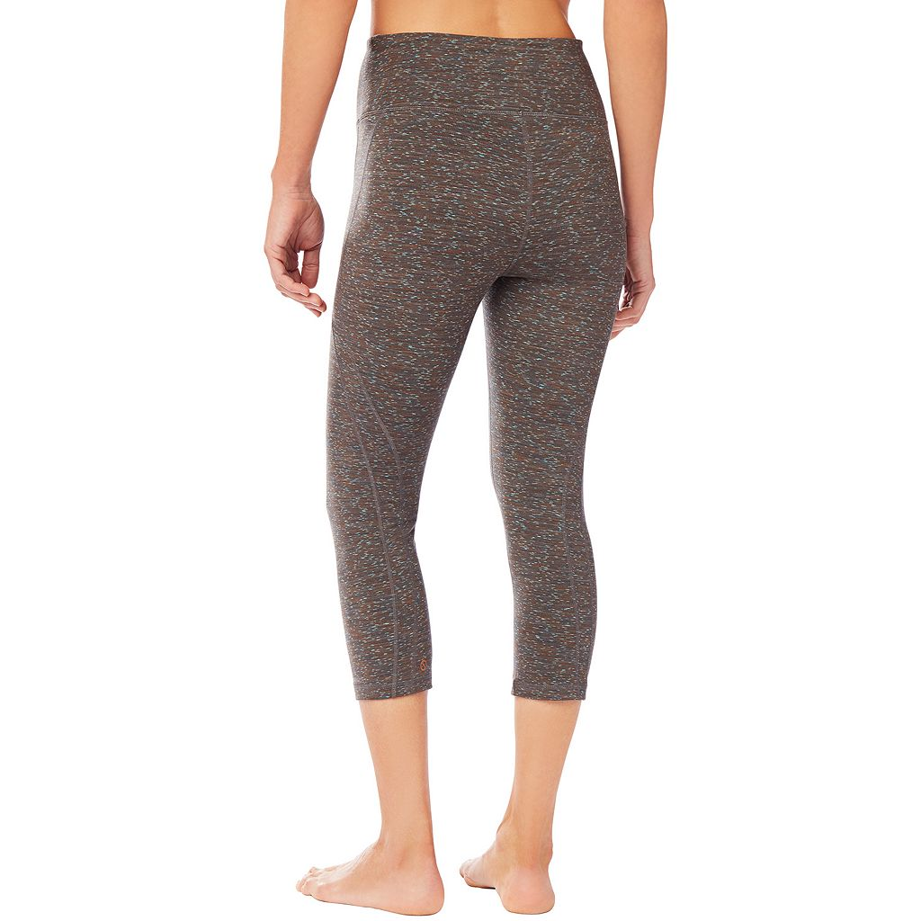 Women's Shape Active High Waist Capri Workout Leggings