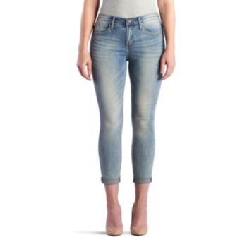 Women's Rock & Republic® Berlin Cuffed Capris
