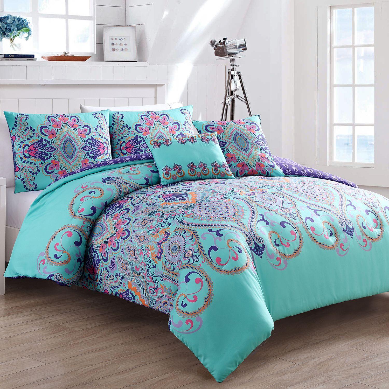 VCNY Amherst Reversible Comforter Set