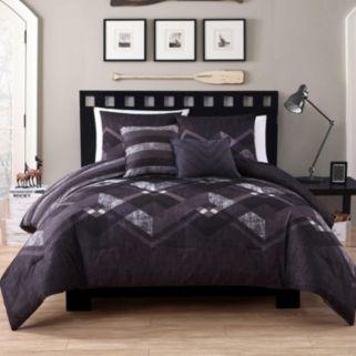 VCNY Jake Reversible Comforter Set