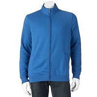 Men's Croft & Barrow® Classic-Fit Easy-Care Fleece Jacket