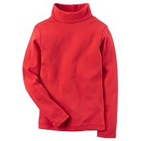 Girls 4-8 Carter's Mockneck Tee