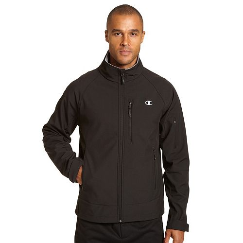 Men's Champion Mockneck Softshell Jacket