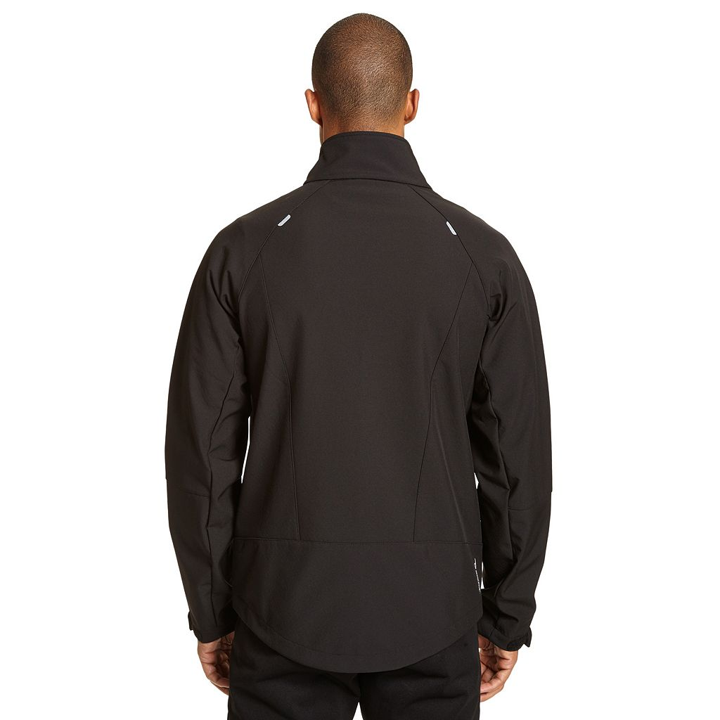 Big & Tall Champion Mockneck Softshell Jacket