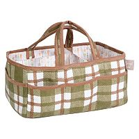 Trend Lab Deer Lodge Storage Diaper Caddy