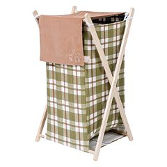 Trend Lab Deer Lodge Hamper