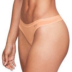Under Armour Pure Stretch Sheer Thong Panty 1276494