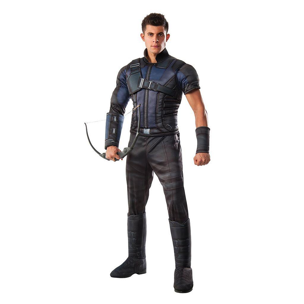 Adult Marvel Captain America: Civil War Hawkeye Deluxe Costume