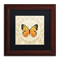 Trademark Fine Art End of Summer V Framed Wall Art