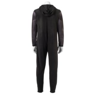 Men's DC Comics Batman Dark Knight Microfleece Union Suit