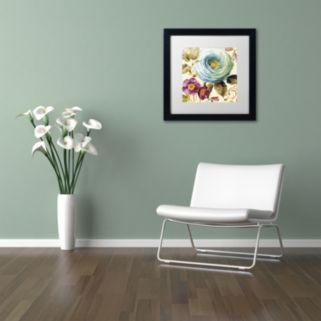 Trademark Fine Art Victorias Dream I Black Framed Wall Art