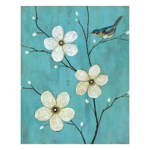 Pattern Petals Canvas Wall Art
