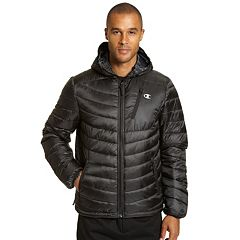 Men's Champion Packable Puffer Jacket