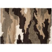 Safavieh Camouflage Shag Rug