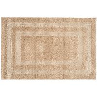Safavieh Shadow Box Framed Shag Rug