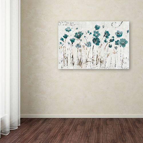 Trademark Fine Art Abstract Balance VI Canvas Wall Art