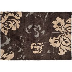 Safavieh Florida Classic Floral Shag Rug