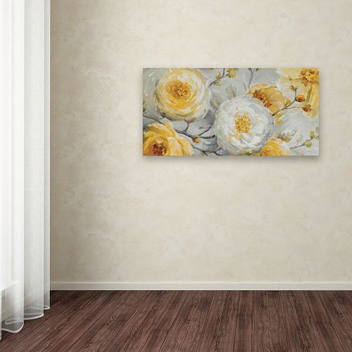 Trademark Fine Art Sunshine Canvas Wall Art