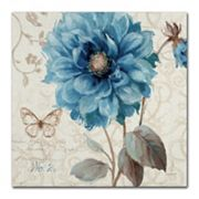 Trademark Fine Art A Blue Note II Canvas Wall Art