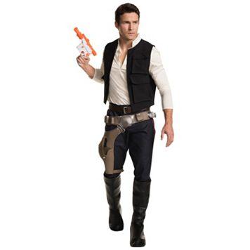 Adult Star Wars Han Solo Grand Heritage Costume
