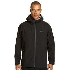 Big & Tall Champion Stretch All-Weather Waterproof Rain Jacket