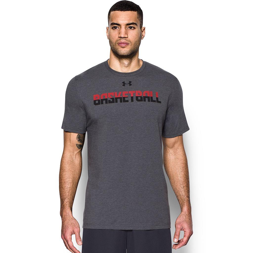 Men's Under Armour Basketball Tee