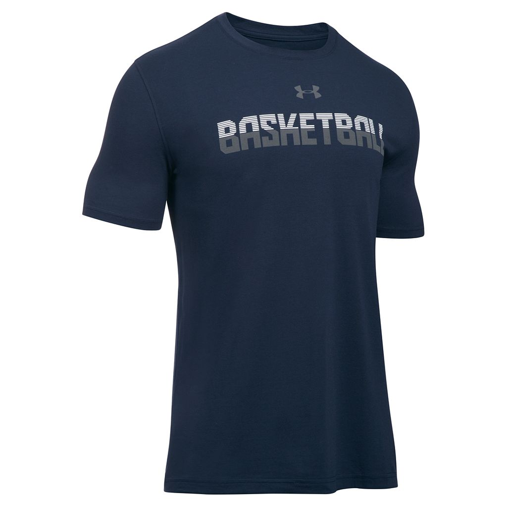 Men's Under Armour Basketball Tee