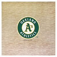 Oakland Athletics 8' x 8' Portable Tailgate Floor