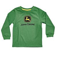 Toddler Boy John Deere Logo Graphic Tee