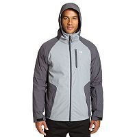 Men's Champion Colorblock 3-in-1 Systems Hooded Jacket