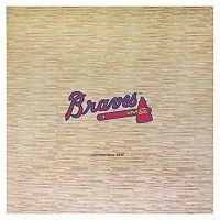 Atlanta Braves 8' x 8' Portable Tailgate Floor