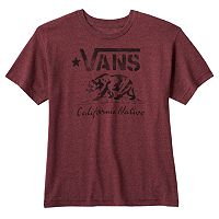 Boys 8-20 Vans Bear Drop Tee