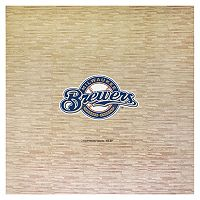 Milwaukee Brewers 8' x 8' Portable Tailgate Floor