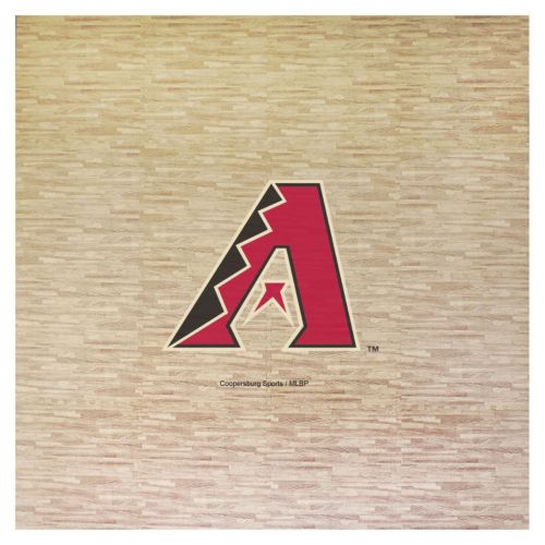 Arizona Diamondbacks 8' x 8' Portable Tailgate Floor