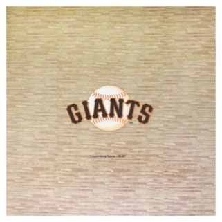 San Francisco Giants 8' x 8' Portable Tailgate Floor