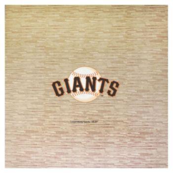 San Francisco Giants 8' x 8' Portable Tailgate Floor
