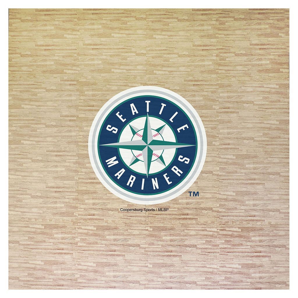 Seattle Mariners 8' x 8' Portable Tailgate Floor