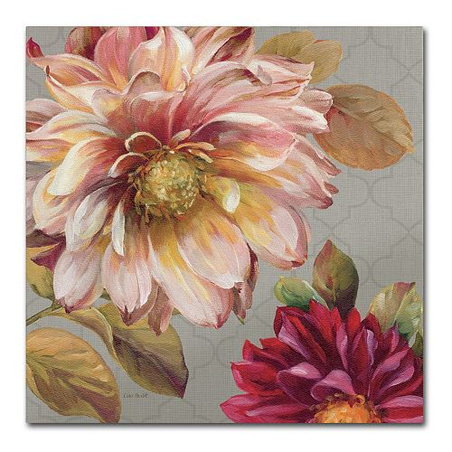 Trademark Fine Art Classically Beautiful III Canvas Wall Art