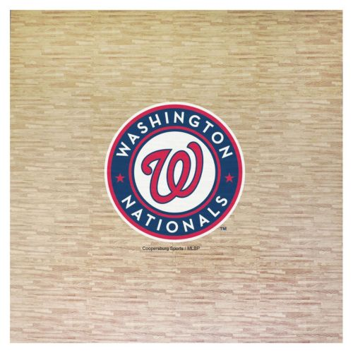 Washington Nationals 8' x 8' Portable Tailgate Floor