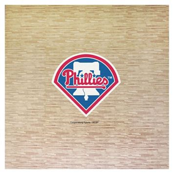 Philadelphia Phillies 8' x 8' Portable Tailgate Floor