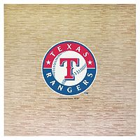 Texas Rangers 8' x 8' Portable Tailgate Floor