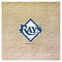 Tampa Bay Rays 8' x 8' Portable Tailgate Floor