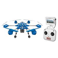 World Tech Toys Alpha Camera Remote Control Spy Drone